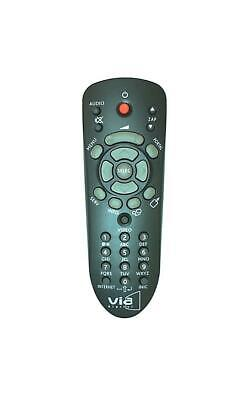 VIA DIGITAL 105205 Replacement Remote Control Lifetime Warranty and Free Shippin