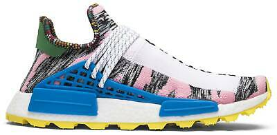 Adidas Pharrell X Nmd Human Race Trail Solar Pack Bb9531