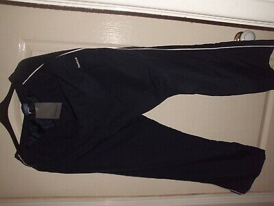 Reebok Tracksuit / Jogging Bottoms, Size 16.  Blue.