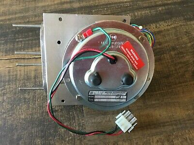 PMI Motion Technologies Pancake Motor Assembly PMI GM05009053 9/89 9FG With Pump