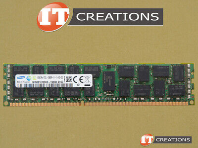 32GB PC3-10600R 1333MHz DDR3 ECC Registered Memory Kit for a Supermicro X8DTL-6F Server Certified Refurbished 4x8GB