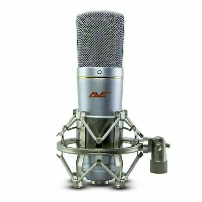 AVE VoxCon Large Diaphragm Condenser USB Microphone - plugs direct into computer