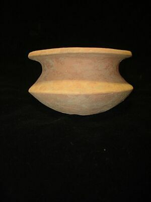 AMAZING BOWL...RARE ONE~ISRAEL~TIME KING DAVID! 1000BC Bible archaeology
