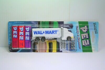 Walmart Limited Edition Rig - Pez Dispensers - Large stack