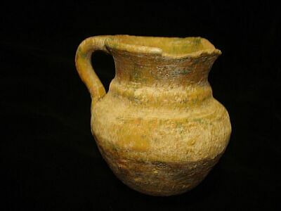 ANCIENT EARLY BRONZE AGE JUG! '3000BC'~~~no reserve