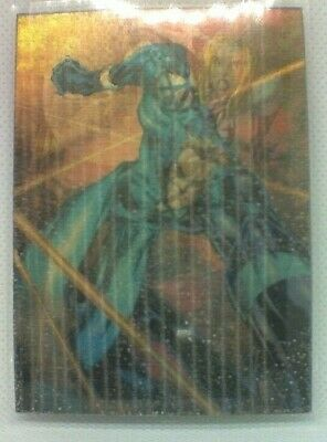 Fleer/Skybox Marvel Ultra Onslaught Mirage Chase Card #2 Fantastic Four RARE