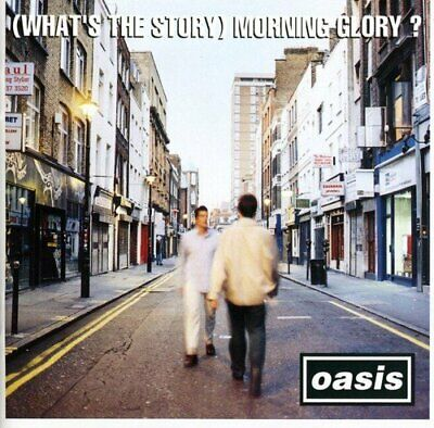 Oasis - (What's the Story) Morning Glory - Oasis CD UHVG FREE Shipping