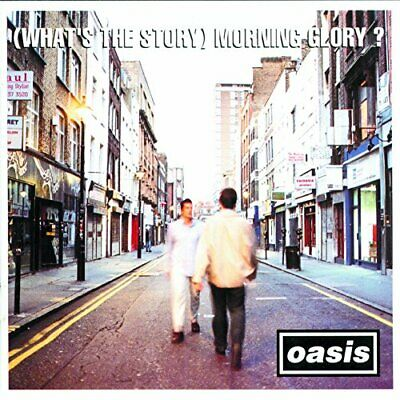Oasis - (What's the Story) Morning Glory? - Oasis CD LCVG FREE Shipping