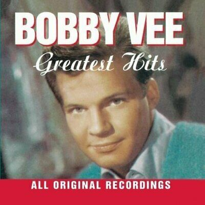 Bobby Vee - Greatest Hits: All Original Recordings - Bobby Vee CD 8GVG