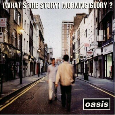 Oasis - What's the Story Morning Glory - Oasis CD BYVG FREE Shipping