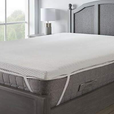 Memory Foam Mattress Topper with cover 5cm thick Size Single Bed High Quality