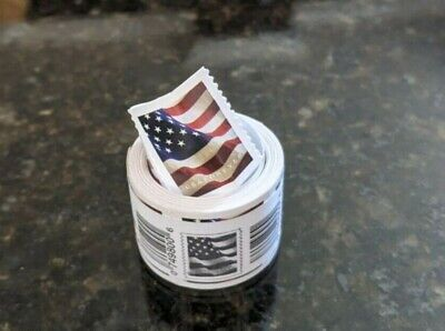 Roll of 100 USPS Forever Postage Stamps ( 1 coil ) ***FREE SHIPPING****