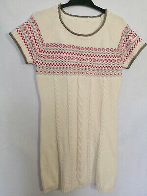 Older Girls Miss Evie Beautiful Style Jumper Dress 10-11 Years