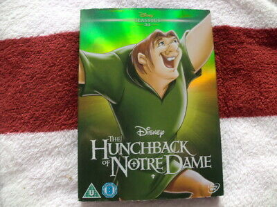 THE HUNCHBACK OF NOTRE DAME (DISNEY CLASSICS DVD EDITION) 99p