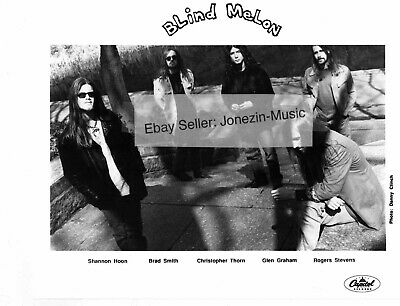 Blind Melon - 8x10 official promo publicity press photo - Free US Shipping