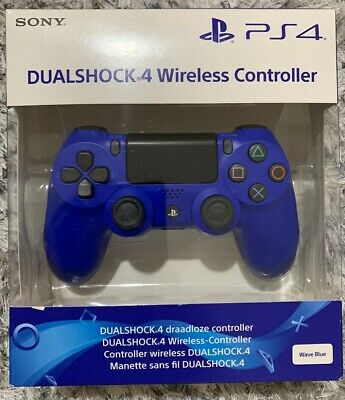 Sony PlayStation DualShock 4 Controller - Blue.Brand New