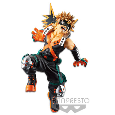 My Hero Academia - King Of Artist Katsuki Bakugo Figure