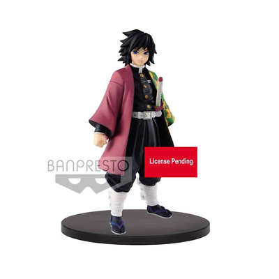 Demon Slayer: Kimetsu No Yaiba - Vol 5 Giyu Tomioka Figure