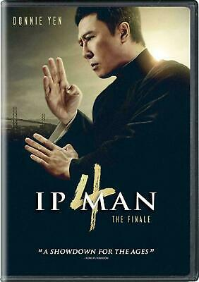 Ip Man 4: The Finale (DVD,2020) >>>NEW<<< PRE-ORDER SHIPS ON 04/21/2020