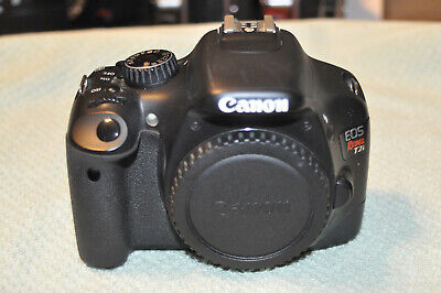 Canon Rebel T2i (EOS 550D) 18mp DSLR Digital Camera Body