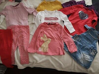 Baby girl clothes 2-3 years bundle