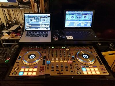 virtual dj pro 8 infinity program skins laptop mac book Windows any controller