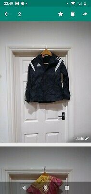 Boys/Girls Waterproof Adidas Jacket