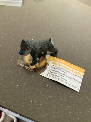 Yowie Super Series Mandrill. Very Rare. With Papers. New Condition