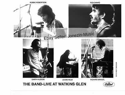 The Band - 8x10 official band publicity press photo - Free US Shipping