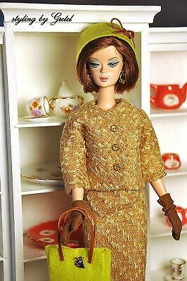 OOAK Fashion for Silkstone Barbie