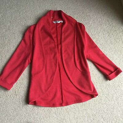 New look generation red causal jacket age 12 13 years casual