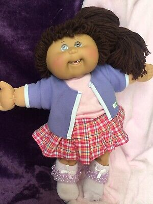 Mint Southamerican HISPANIC Doll ~ Black Hair ~ In Her Original Clothes AA