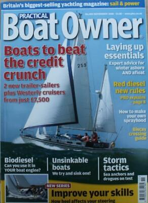Practical Boat Owner - Nov 2008 - Westerly guide part 2