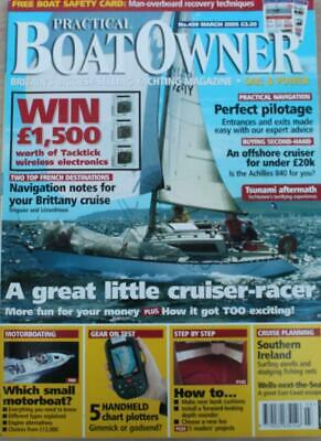 Practical Boat Owner -March-2005-Achilles 840