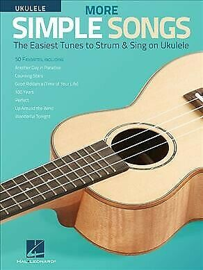 The Easiest Easy Guitar Songbook Ever More Simple Songs