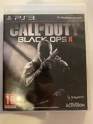 Call of Duty: Black Ops 2 (Sony PlayStation 3, 2012)