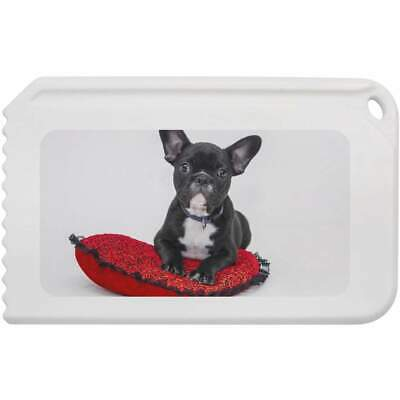 'French Bulldog' Plastic Ice Scraper (IC00001421)