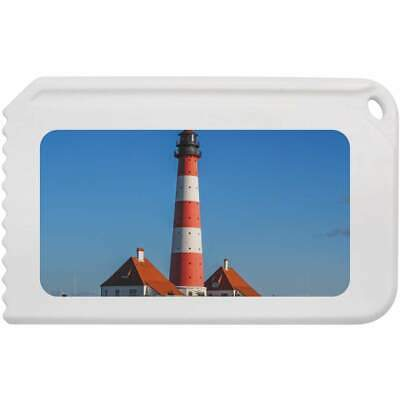'Lighthouse' Plastic Ice Scraper (IC00001494)