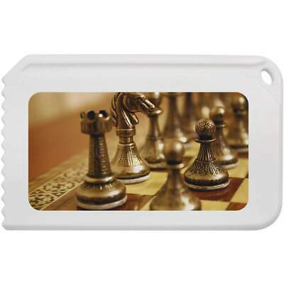 'Chess Pieces' Plastic Ice Scraper (IC00001160)