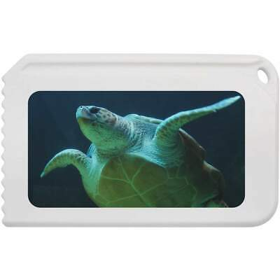 'Swimming Turtle' Plastic Ice Scraper (IC00001784)