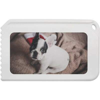 'French Bulldog' Plastic Ice Scraper (IC00001542)