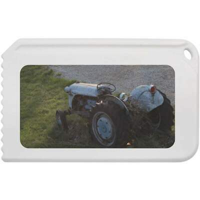 'Old Tractor' Plastic Ice Scraper (IC00003649)
