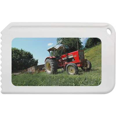 'Red Tractor' Plastic Ice Scraper (IC00005844)