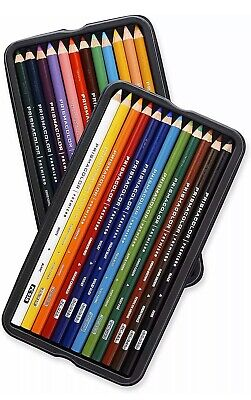 Prismacolor Premier Soft Core Colored Pencils, Set of 24 Assorted Colors