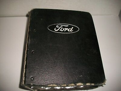 1962 1963 1964 Ford -Lincoln-Mercury Master Chassis Parts Catalog Illustrated