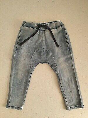 Seed Heritage Boys Drop Crotch Jeans Size 2