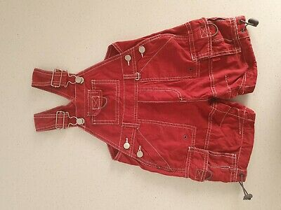 Pumkin Patch Overalls Size 1