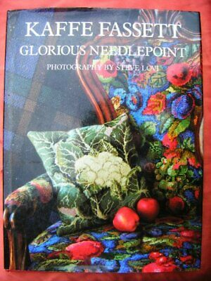 Kaffe Fassett Glorious Needlepoint by  0712616934 FREE Shipping