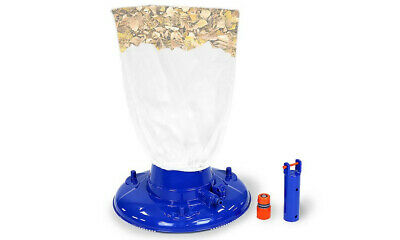 Swimming Pool Vacuum Leaf Eater CLEANER 38cm Width,Ideal For Large amount Leaves