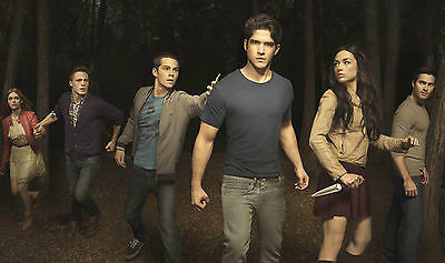 A3 TWDO01 BUY 2 GET 1 FREE! TEEN WOLF DYLAN O/'BRIEN POSTER FOR KIDS ROOM A4